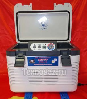 Термостат переносной  ТТП-17 - открытый