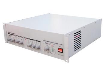 Усилитель трансляционный АС-600