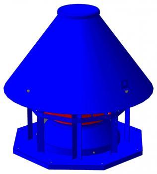 Вентиляторы крышные ВКР фото 1