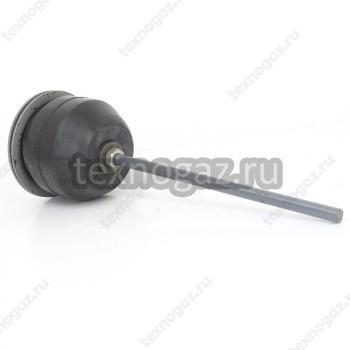 Виброизолятор резиновый ВРВ-100 - фото 2