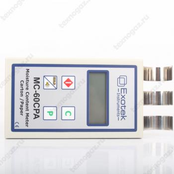Влагомер бумаги, картона MC-60СPА - фото 1