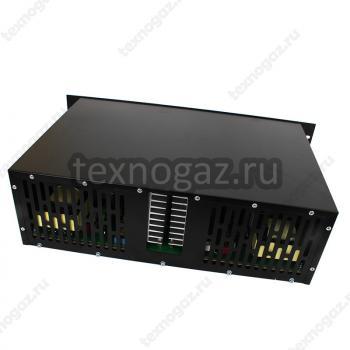 Выпрямительное зарядное устройство RU2-1 - вид сзади