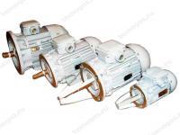 Двигатель асинхронный ДАТ 128-250-3