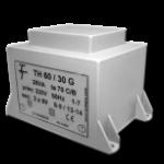 Фото Малогабаритный трансформатор для печатных плат ТН 60/30 G