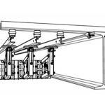 Открытый троллейный шинопровод