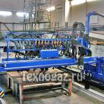 Машина для газокислородной и плазменной резки листового металла Кристалл-ППлКП-2,5
