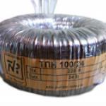 Фото тороидального трансформатора ТПН 100/24