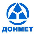 Завод «ДОНМЕТ» - логотип
