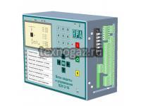 Блок защиты и управления БЗУ-2-16 - фото