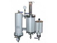 Система автоматического поддержания перепада давления на основе дифференциального гидропоршня САППД 1