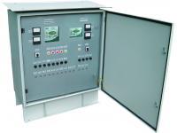 Шкафы защиты и автоматики наружной установки серии РШ