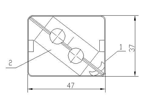 Табло ТСМ-С - схема